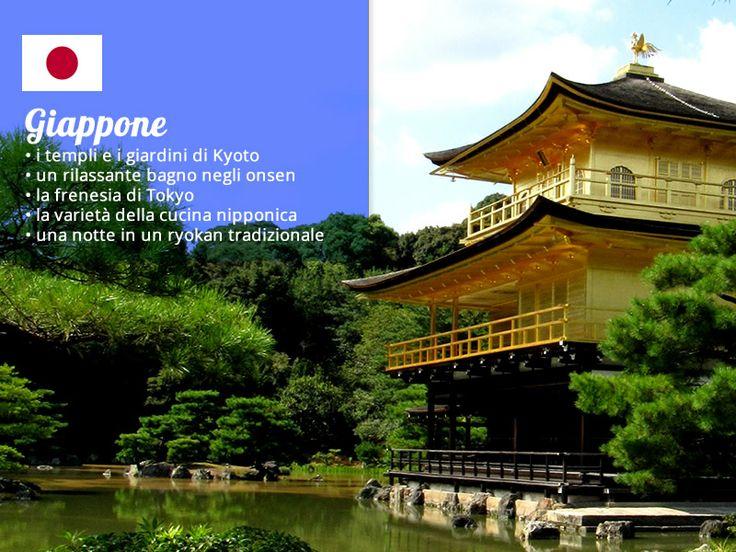 #Giappone, Destinazioni Mondiali. Foto © @cloverpic