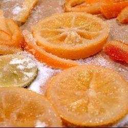 geconfijte appelsien