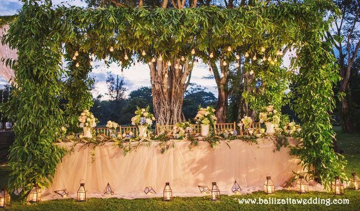Foto bunga pernikahan oleh Bali Izatta Wedding Planner & Wedding Florist Decorator