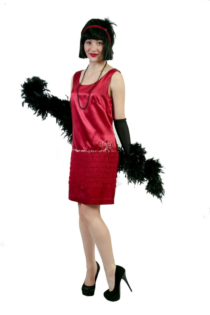 ... 1920's on Pinterest | 1920s flapper, Dress up and Halloween costumes