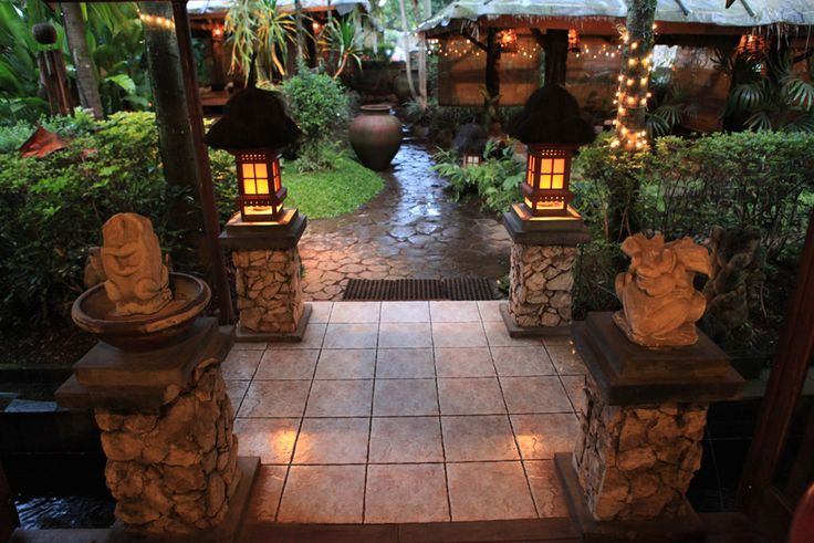 The best nightlife in jakarta and bali clubs bars spas for Garden design ideas cork
