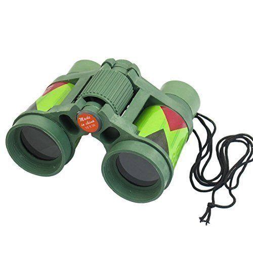 Portable Camouflage Color Plastic 10 x 30mm Binocular Toy for Kids. #Portable #Camouflage #Color #Plastic #Binocular #Kids