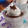 Bite-Sized Chocolate Cheesecake | mrfood.com