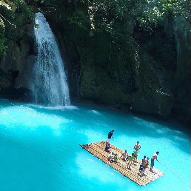 Waterfall Cebu Philippines Discover Philippines