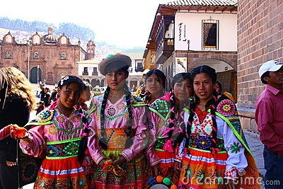 Google Image Result for http://www.dreamstime.com/peruvian-teenage-girls-in-traditional-clothing-thumb22578130.jpg