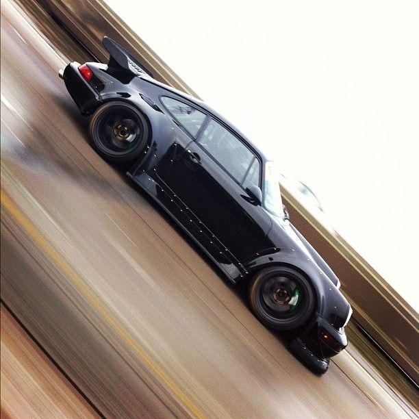 Porsche 911 - RWB #porscesupercar