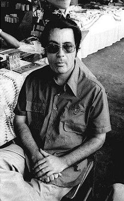 Jim Jones, cult leader, murderer
