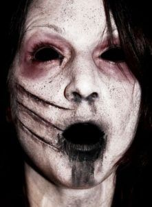 37 best Scary Halloween Make Up images on Pinterest | Costumes, Fx ...