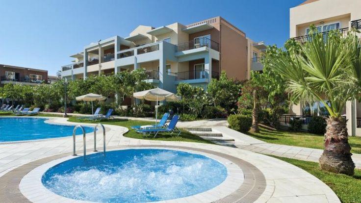 Hotel Selini Suites, Creta, Grecia