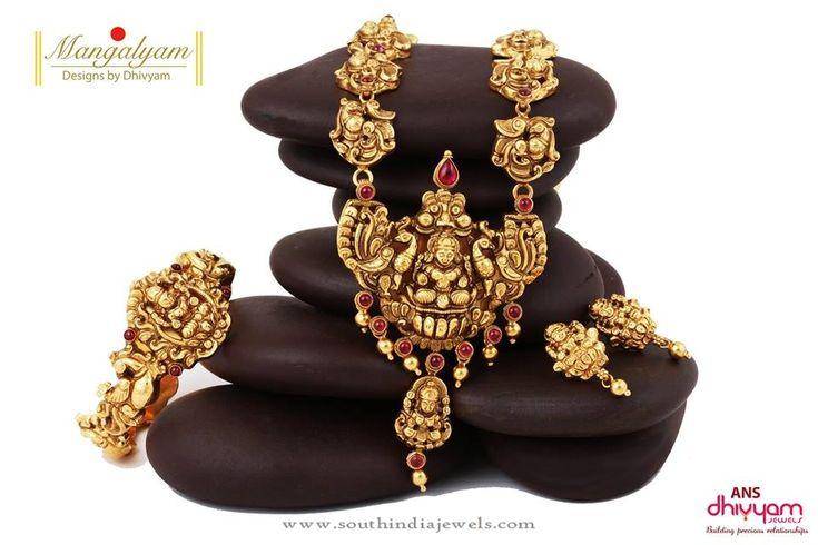 Latest Temple Jewellery Designs, Latest Temple Jewellery Models, Latest Temple Jewellery Collections.