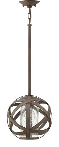 Additional view of Carson Outdoor Pendant Light