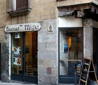 5 'cheap eats' under 6euro in Barcelona. This site is AWESOME, lots of great cheap tips for traveling