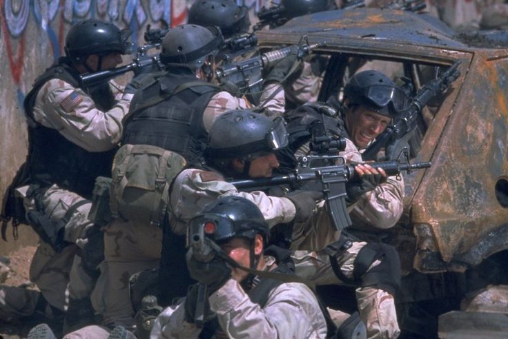 Black Hawk Down - Movie Review