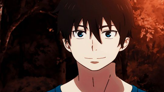 Rin - Blue Exorcist