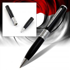59% Discount New Version HD Camera Pen include 16GB memory Card Sound&Video http://gr.pn/1RT0lka