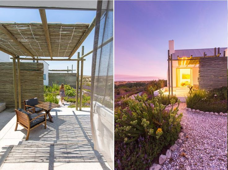 The best of everything important is at your disposal at the Strandloper- luxuriant accommodation, fynbos and wide, white beaches.
