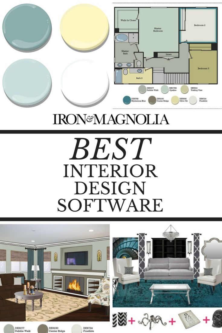 Interior design software for the coolest designers for Interior design planning software free