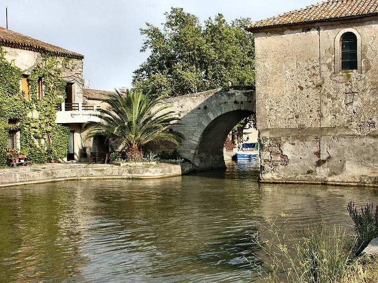 Canal du Midi   Étape 1: La Valsèque - le Hameau du Somail