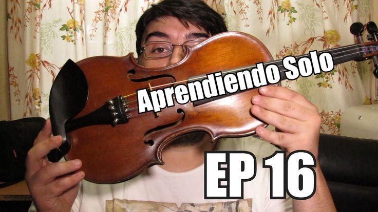 Aprendiendo a tocar solo | EP 16 | Violín