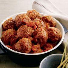 #Boulettes de #viande, sauce aigre-douce #aigredouce