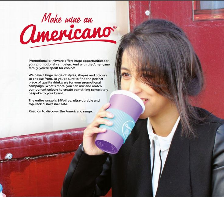 Download our FREE guide to the Americano Travel Mug – the ultimate custom travel mugs for your brand. Mix and match until you find the perfect design to represent the ethos and character of your brand