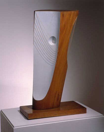 Barbara Hepworth: sculptures | Wood and Strings