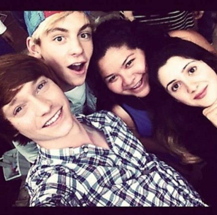 Austin and Ally !!