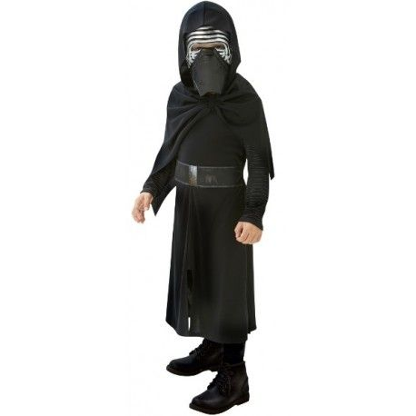 Déguisement kylo Ren enfant Star Wars VII Disney