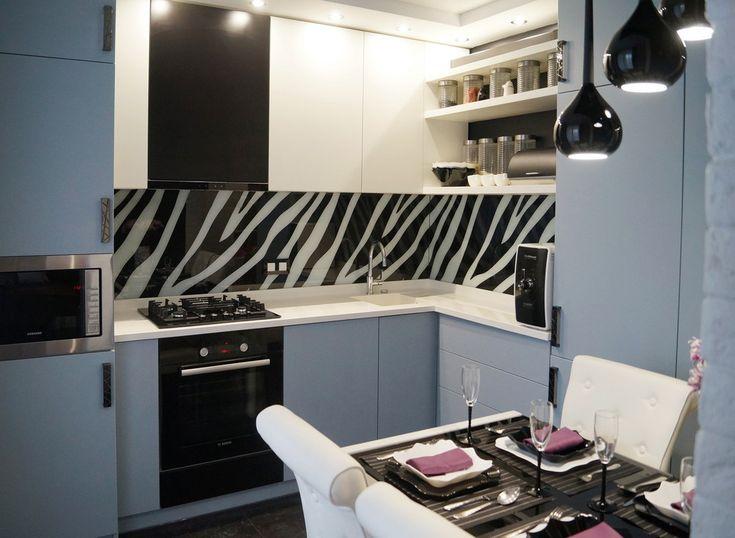 Небольшая кухня в квартире-студии - ALNO. Современные кухни: дизайн и эргономика | PINWIN - конкурсы для архитекторов, дизайнеров, декораторов