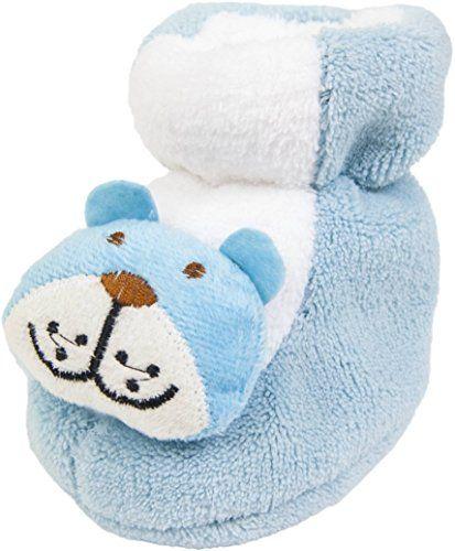 Babyschuhe, Hellblau, 6 - 12 Monate - http://on-line-kaufen.de/galaxie/6-12-monate-babyschuhe-krabbelschuhe-puschen-und-6