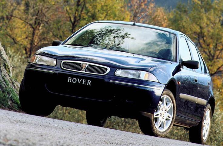Rover 200-serie Cabriolet