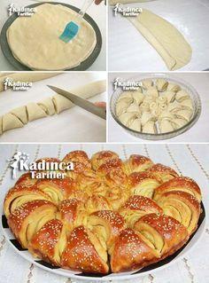 Tereyağlı Bulgar Ekmeği Tarifi