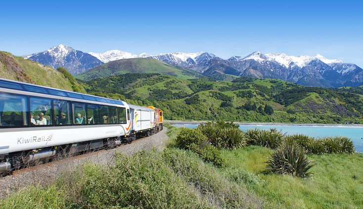 Enter the draw to shrug off the dreary cityscape and soak up the world-famous natural beauty of New Zealand on a KiwiRail Scenic Journey.