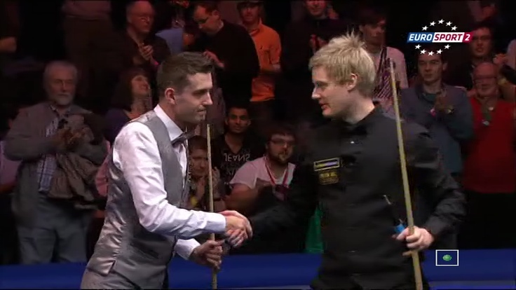 Mark Selby vs. Neil Robertson #Snooker #UKChampionship #Neil #Robertson #Mark #Anthony #Selby