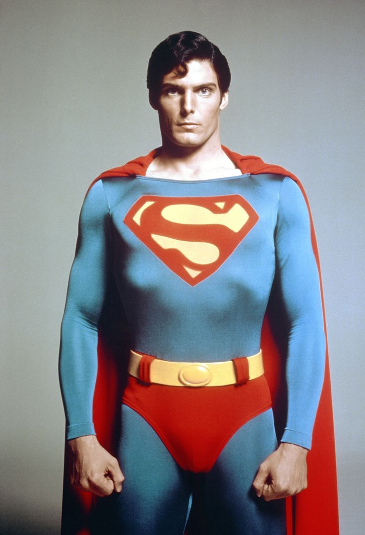 Christopher Reeve as Super Man The perfect Superman now and always <3 http://johnpirilloauthor.blogspot.com/