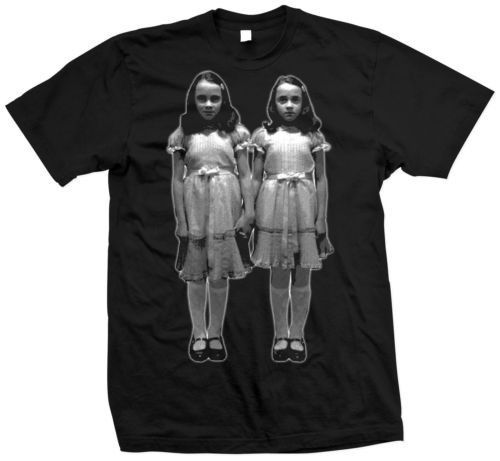 The Shining - REDRUM - Grady Twins, Kubrick