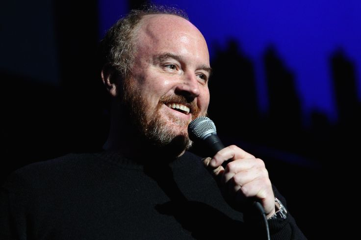 Louis C.K.'s Crying Baby Routine Is Too Funny