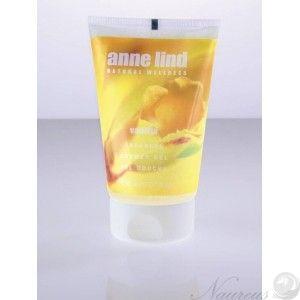 ANNE LIND Sprchovací gél Vanilka - BIO a prírodná kozmetika