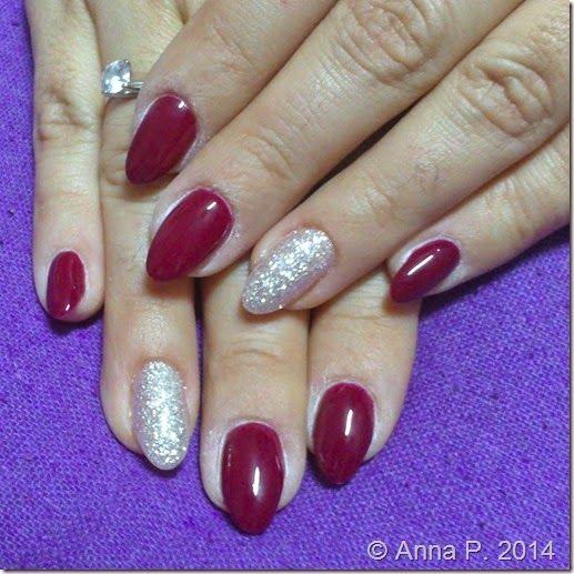 Σχεδια νυχιων για την Ρεβεγιον και οχι μονο 11-TwoChiChis #nails #nailart #polish #gel #christmas #revegion