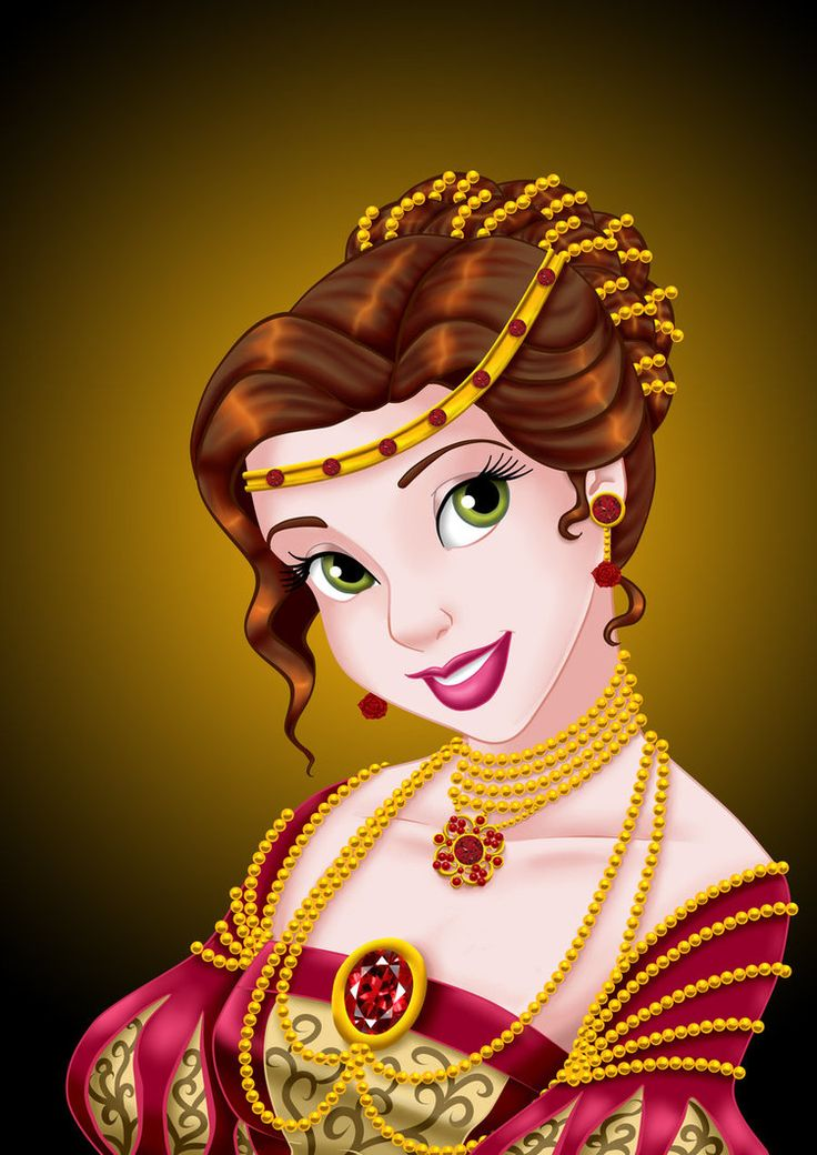 Royal Jewels: BELLE