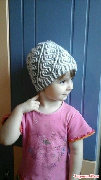 Моя шапулька в стиле Бриошь.