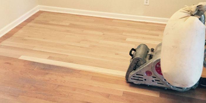 Hardwood Floor Refinishing cost in Fort Worth