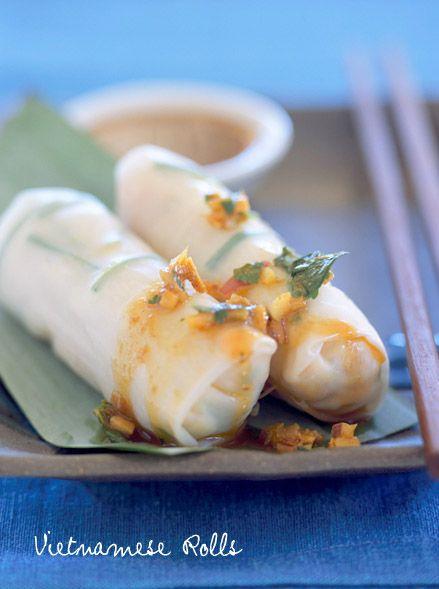 Simmone Logue Fine Food Company - Vietnamese Rolls