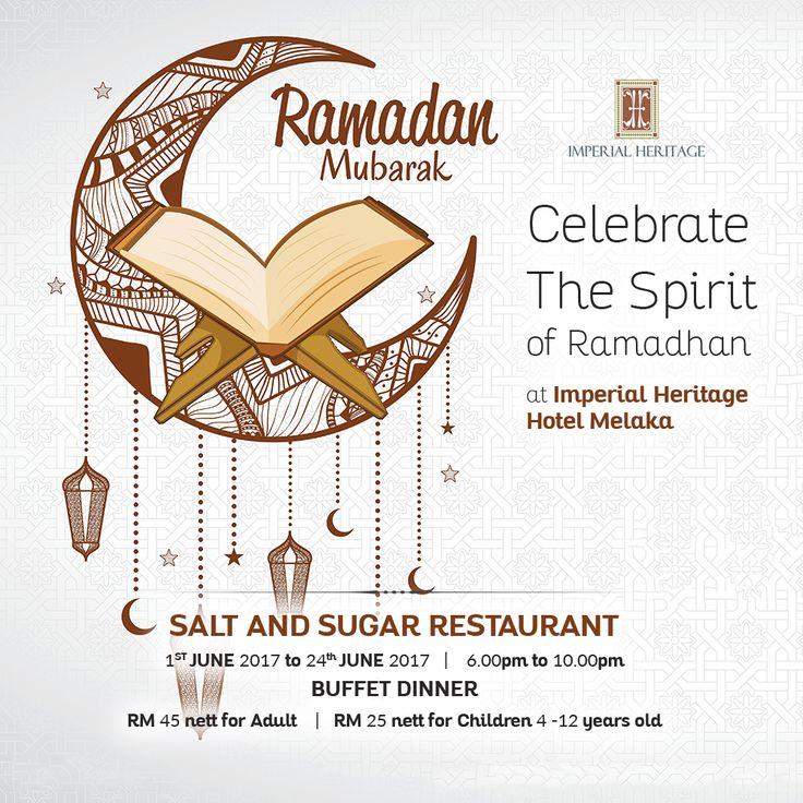 Celebrate Your Ramadan In Imperial Heritage Heritage Ramadan 12 Year Old