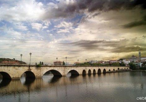 Ponte medieval de Mirandela