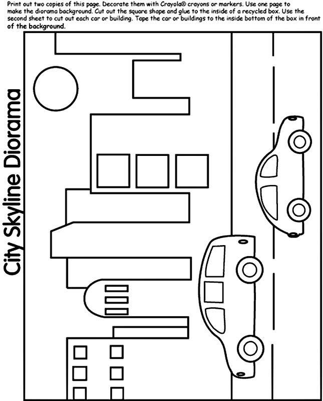 Car Themed Coloring Pages : Best celebrations cars transportation party images