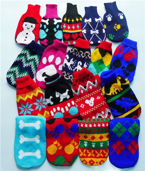 Cheap jumper starter, Buy Quality jumper units directly from China sweater jumper Suppliers:                     Dog Clothes Pet Winter Woolen Sweater Knitwear Puppy Warm Coat Jumper Color By Random Fr