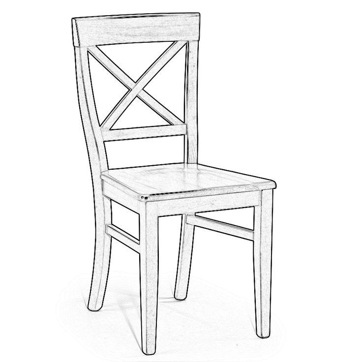 oltre 25 fantastiche idee su disegno della sedia su