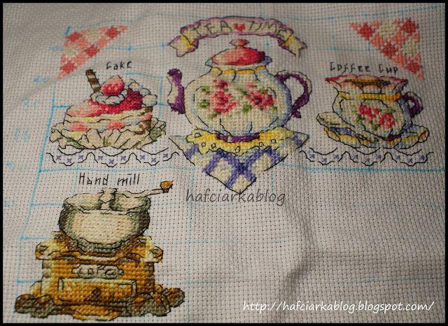 """Hafciarka: SAL """"tea time"""" - 4/9"""
