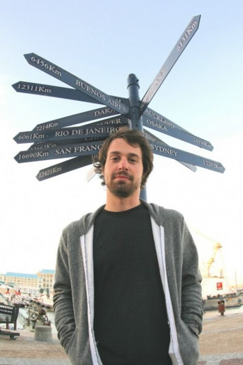 Jon Walker of Panic! at the Disco and The Young Veins.